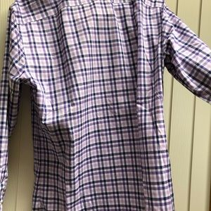 Banana Republic Shirts - New with tags purple and white banana republic
